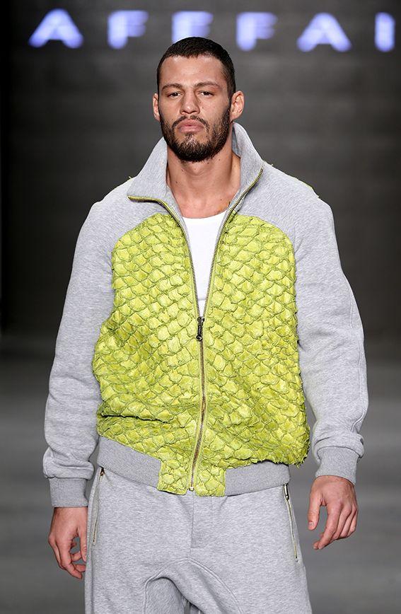 Affair 2015/16 AW- Mercedes Benz Fashion Week Istanbul- Model Çağan Atakan Arslan