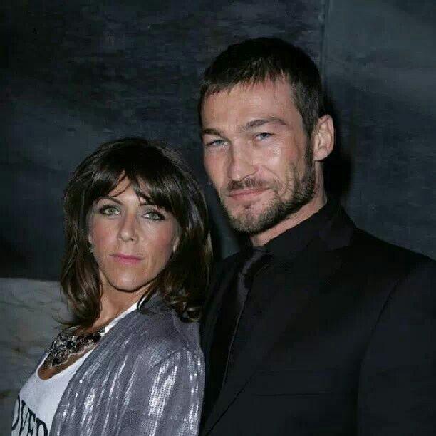 Andy and Vashti Whitfield