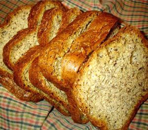Voted the best low carb bread recipe.