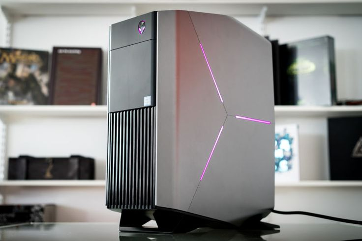 Review: Alienware Aurora proves not all prebuilt gaming PCs are awful | Ars Technica