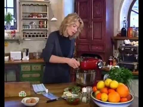 Кулинарные курсы с Юлией Высоцкой Шоколадный торт