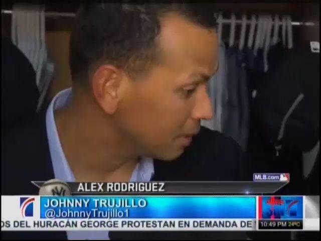 Alex Rodríguez Se Disculpa De Nuevo Mediante Carta Escrita A Mano #Video
