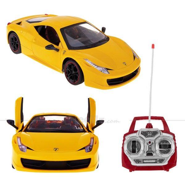 1:14 High Performance Sports Car - Radio Control #sportscar #race #toy #car #radiocontrol #cellz