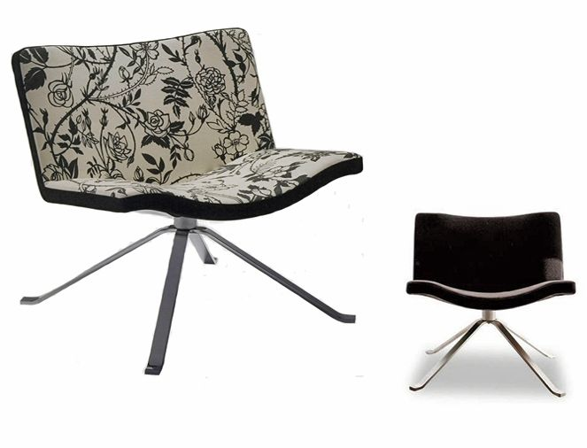 WAVE Lounge Chair By PETER MALY For Tonon