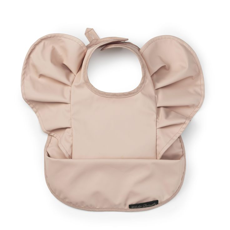 Baby Bib - Powder Pink From Elodie Details, SS17 - Happiness is Born