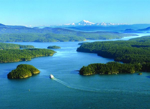 Seattle Small Ship Cruise Visits Puget Sound San Juan
