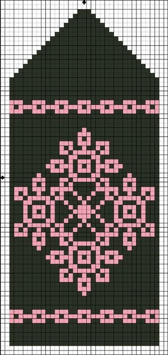 168 Best Knitting Charts Images On Pinterest Cross Stitch