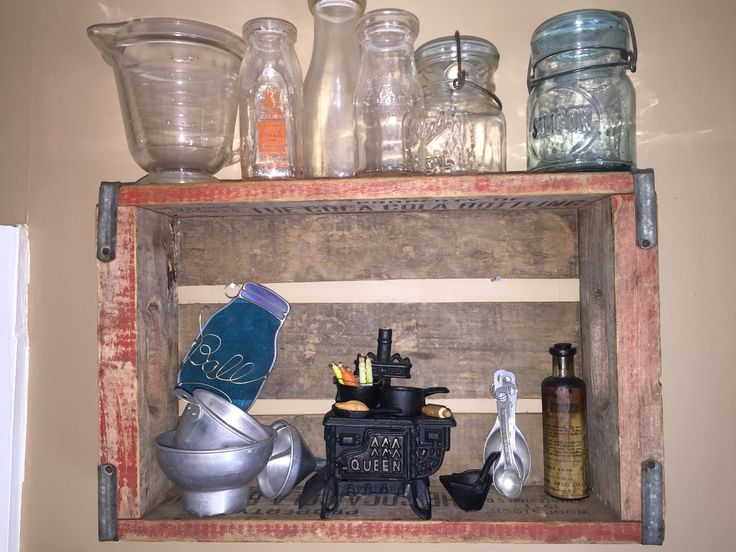 Best 25 Old Coke Crates Ideas On Pinterest Country