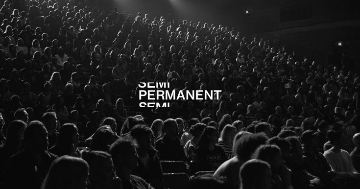 Semi-Permanent brings together internationally renowned designers, artists & creative icons for live events, presentations, workshops & parties.