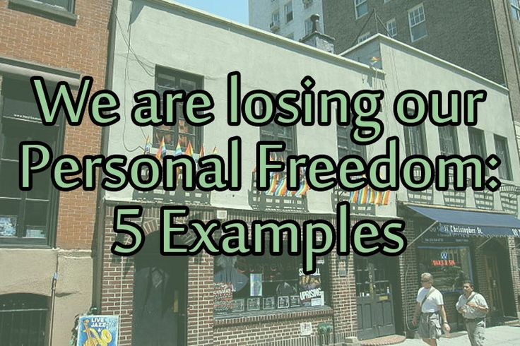 We are losing our Personal Freedom: 5 Examples   Our Queer Stories   Queer & LGBT Stories   Our Queer Stories   LGBTQ Coming Out Stories and More