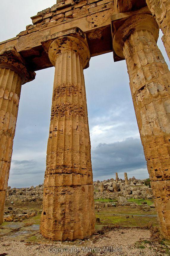 Selinunte, Sicilia.