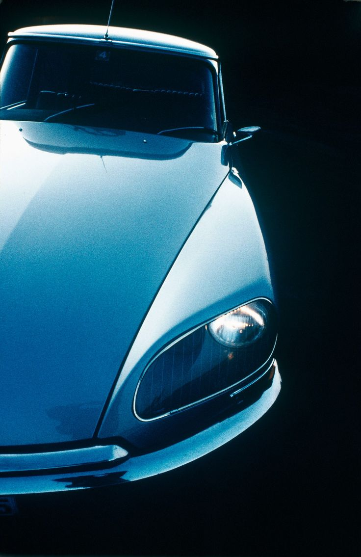 pinterest.com/fra411 classic #car #citroen - Citroën DS