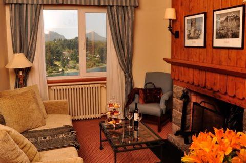 Llao Llao Hotel & Resort in Patagonia - SUITE LAGO SUPERIOR
