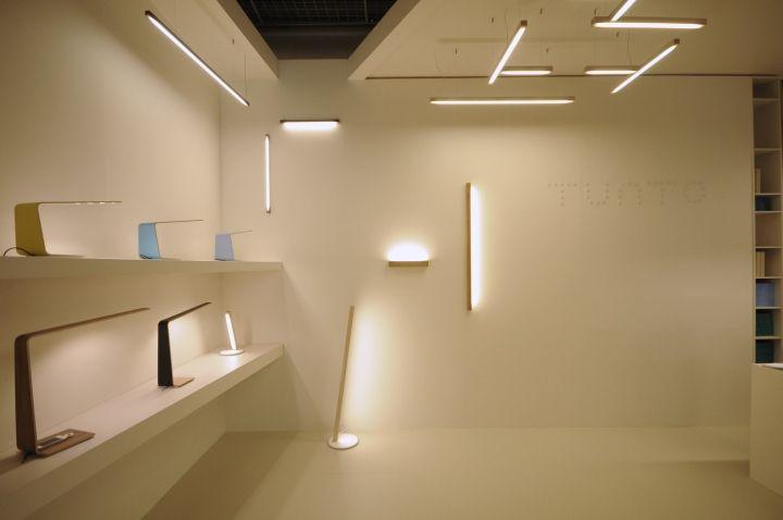Light Building 2014 Frankfurt Tunto Design