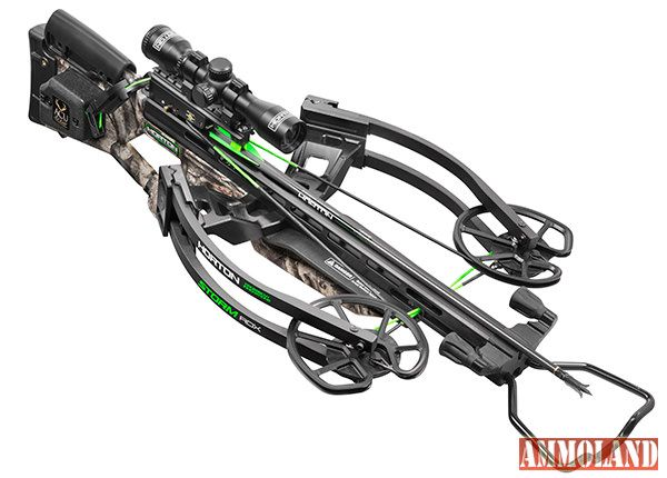 Newly formed manufacturer, Horton Crossbow Innovations, recently unveiled its inaugural Horton Storm RDX Crossbow at the 2015 ATA Show in Indianapolis...