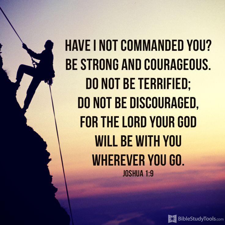 Courageous Men of the Bible | Christian Bible Studies