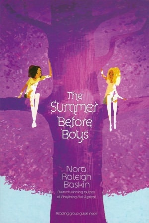 Oh, to be 12 again.  Great book for tween girls about all the confusion of growing up.