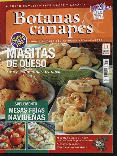 MASITAS DE QUESO CANAPES - **VIVIANA/COCINA**