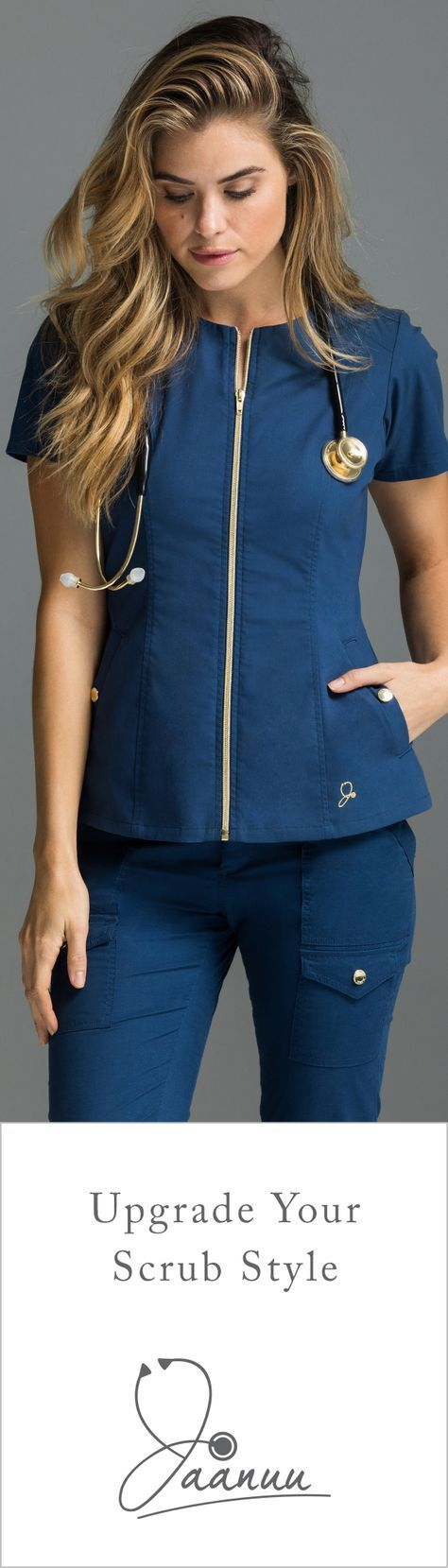 Where high-tech fabrics meet high-fashion designs, Jaanuu is reimagining your everyday work uniform. Get our latest moisture wicking, odor-resistant scrub sets, perfect for every day of the week. Free shipping and returns. Save 20% with PIN20 at checkout.
