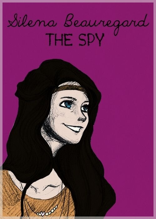 Selina Beauregard from Percy Jackson and the Olympians