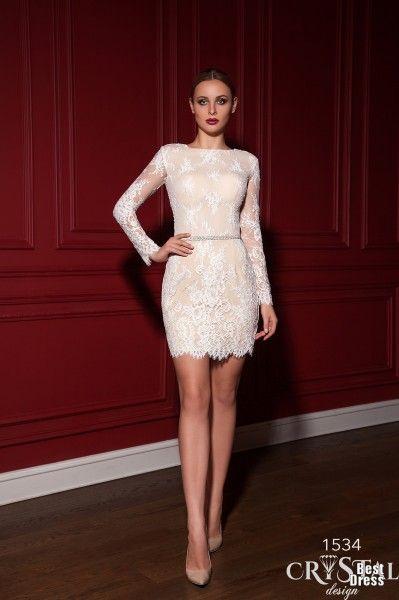 Вечерние платья Crystal Design 2015