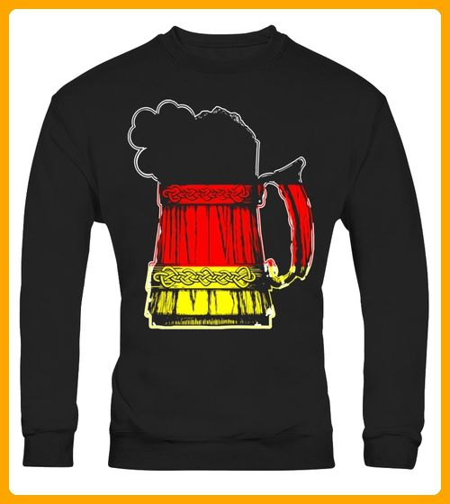 Germany Flag German Beer Oktoberfest Drinking Tshirt - Oktoberfest shirts (*Partner-Link)