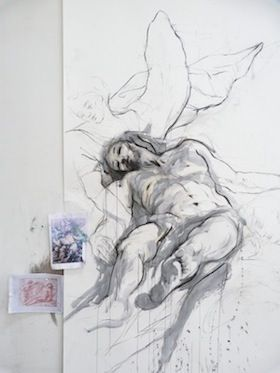 L'art urbain d'Ernest Pignon-Ernest