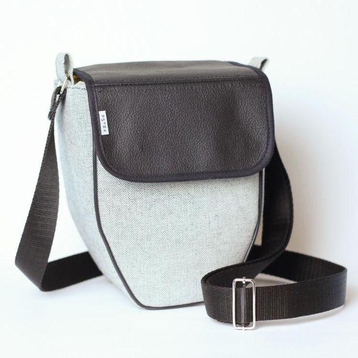 TRB12: Handcrafted photo bag for photography enthusiasts and design lovers by PSTRK