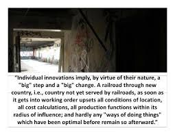 Image result for schumpeter creative destruction quote