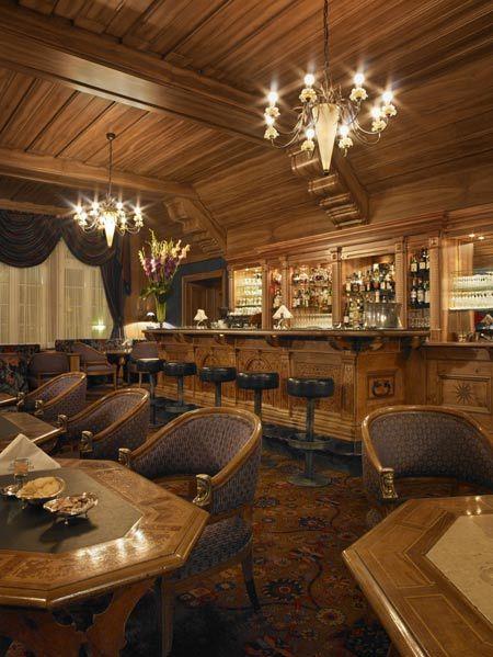 Day 5: Kulm Hotel Ski Resort, St. Moritz, Switzerland