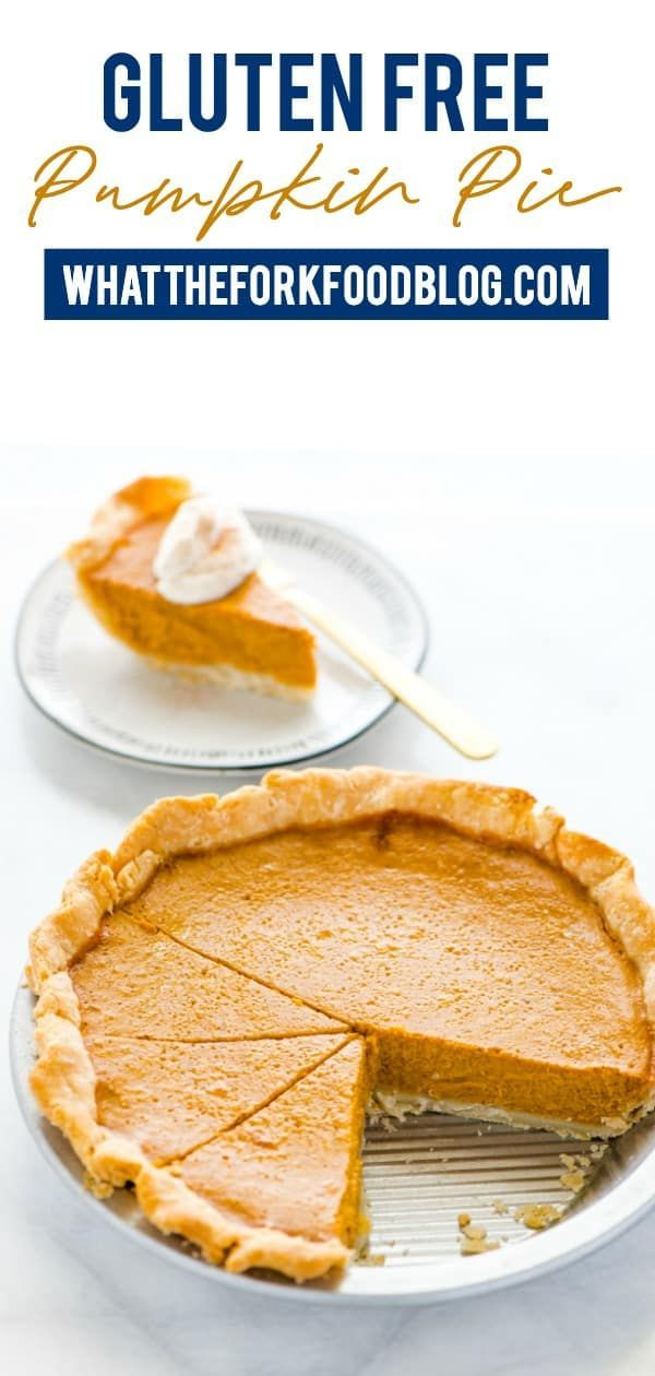 Gluten Free Pumpkin Pie Recipe Gluten Free Pumpkin Pie Recipe