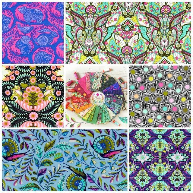 Bobbie Lou's Fabric Factory and a Giveaway! | Red Pepper Quilts | Bloglovin'