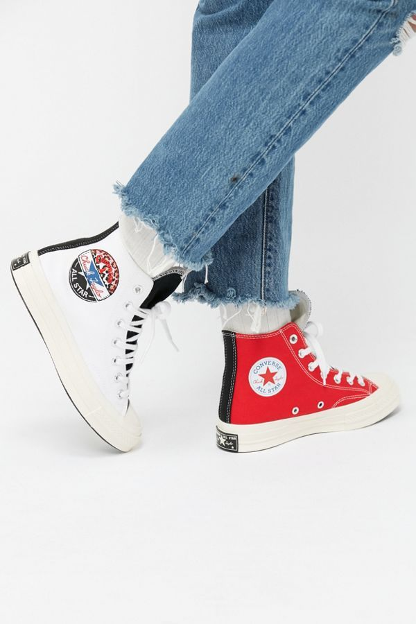 converse femmes snickers