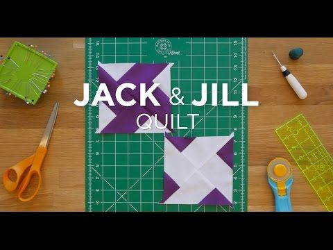 MSQC Tutorial - Jack and Jill Quilt Snips