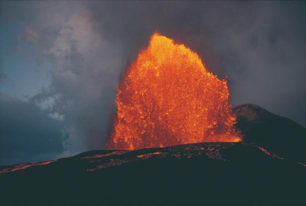 Ubehebe Volcano Explosion In California Coming Soon