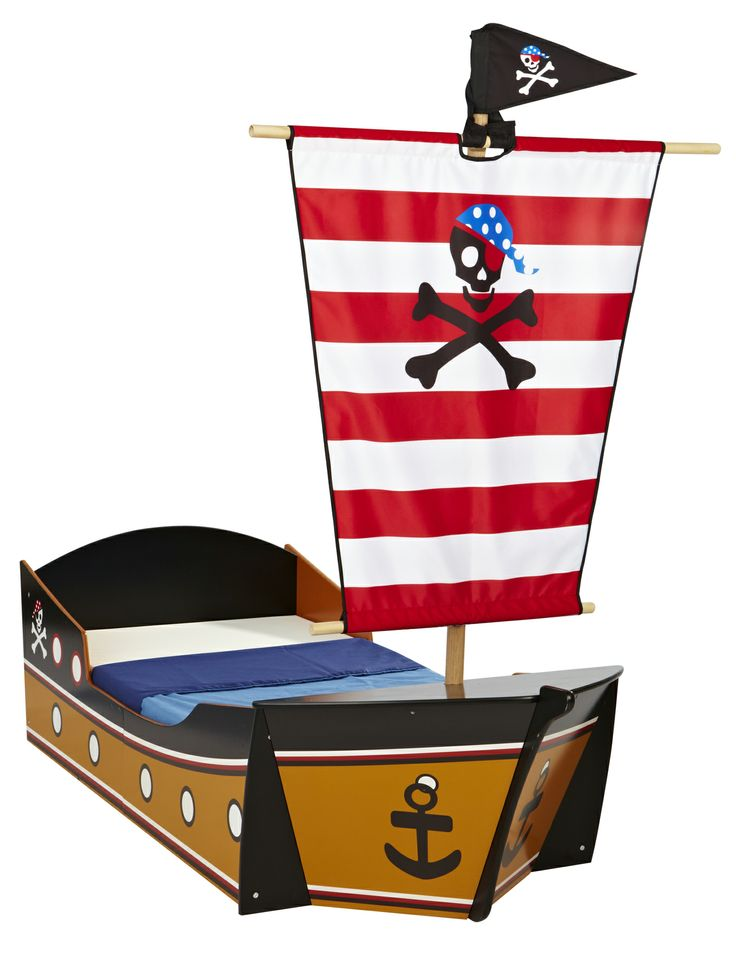 lit enfant bateau pirate emob4baby enfants pinterest. Black Bedroom Furniture Sets. Home Design Ideas