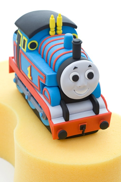 D Thomas The Tank Engine Cake Topper