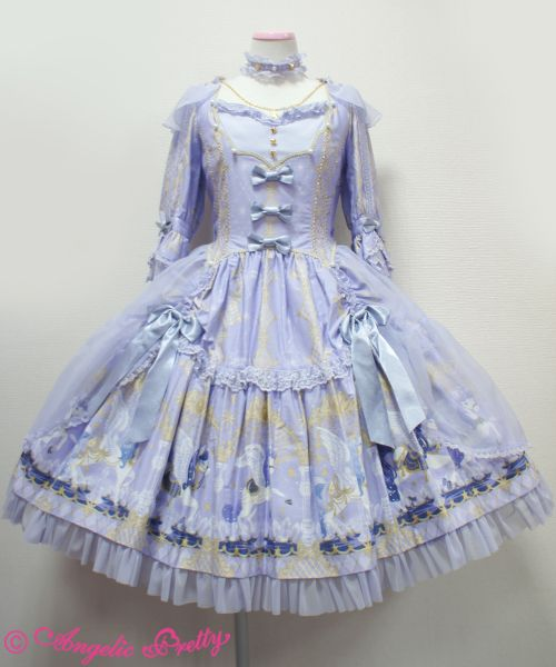 Ghost In the Forest // deeralice: Angelic Pretty — Crystal Dream...