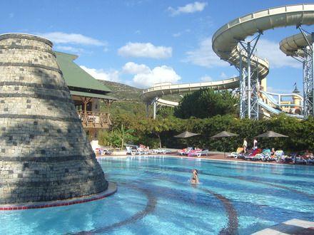 Aqua Fantasy Aquapark & Club Hotel, Kusadasi, Turcja