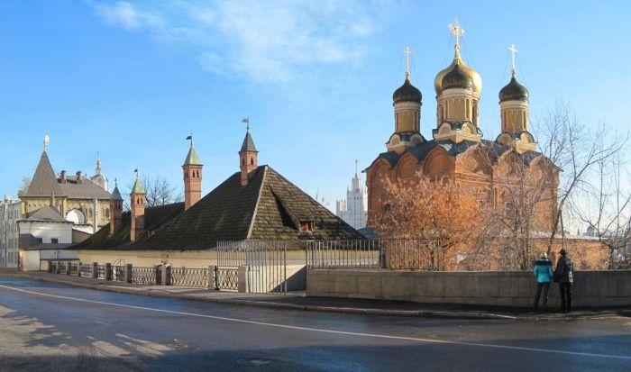 Москва Старый английский двор