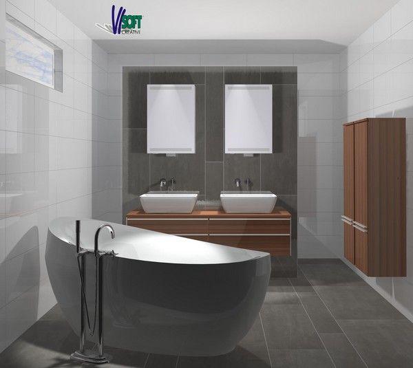 20170409&105221_Klein Toilet Badkamer ~   prokalk nl images badkamer Breevaart klein jpg  badkamer  Pinterest
