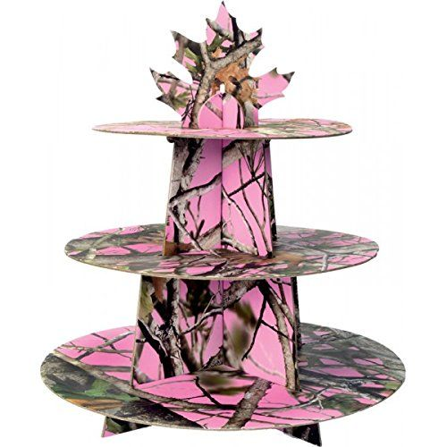 Best Pink Camo Party Supplies for Birthdays and Showers | Best Pink Camo Deals Online for 2015