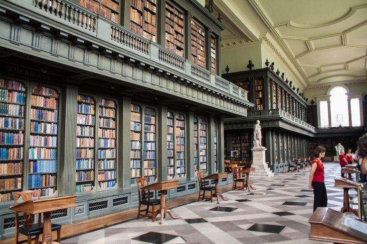 IlPost - Codrington Library, Regno Unito - Codrington Library, Università di Oxford, Regno Unito (Foto:  Simon Q.)