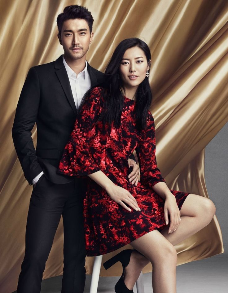 Top model Liu Wen teams up with Choi Siwon, her co-star in the drama 'We Are in Love', for H&M's Chinese New Year campaign. The advertisements, which recently launched in China, feature the model wearing party ready looks. Related: Liu Wen Cozies Up to Choi Siwon for Romantic ELLE China Shoot Liu Wen shines in …