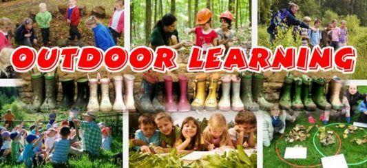 Pentingnya Belajar di Luar Ruangan Kelas - Outdoor Learning Sekolah Alam Terbuka