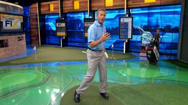 'The Golf Fix' host Michael Breed shows how you can finish your golf swing just like U.S. Open Champion Justin Rose. Watch 'The Golf Fix' Mondays at 7PM ET.