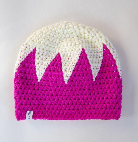 Mützen - Mütze Beanie Longbeanie Berg Berge Mountain vegan  - ein Designerstück von kymastyl bei DaWanda