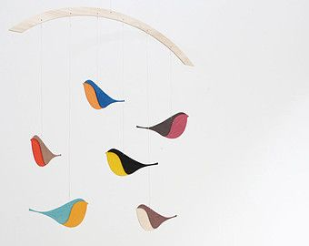 Marvelous Mobiles curated by Buy Modern Baby on Etsy