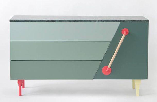 Коллекция мебели от Swedish Ninja