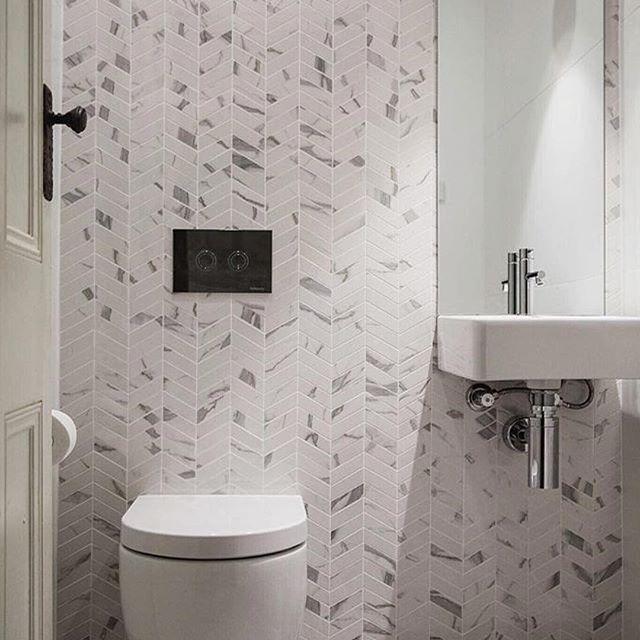 169 best l powder room l images on pinterest design for Small bathroom goals
